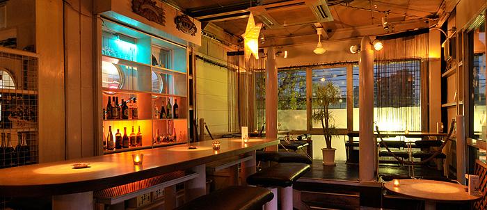Cafe & Bar シティーマリン