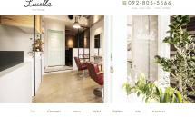FireShot Capture 158 - 美容室Lucellaは周船寺の完全個室プライベートサロンです - http___www.lucella0413.com_